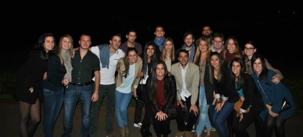 Cajasiete premia a un grupo de estudiantes de la for Cajasiete oficinas
