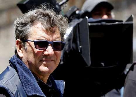 Gerardo Herrero, director y productor, uno de los nombres más reconocidos del cine español.
