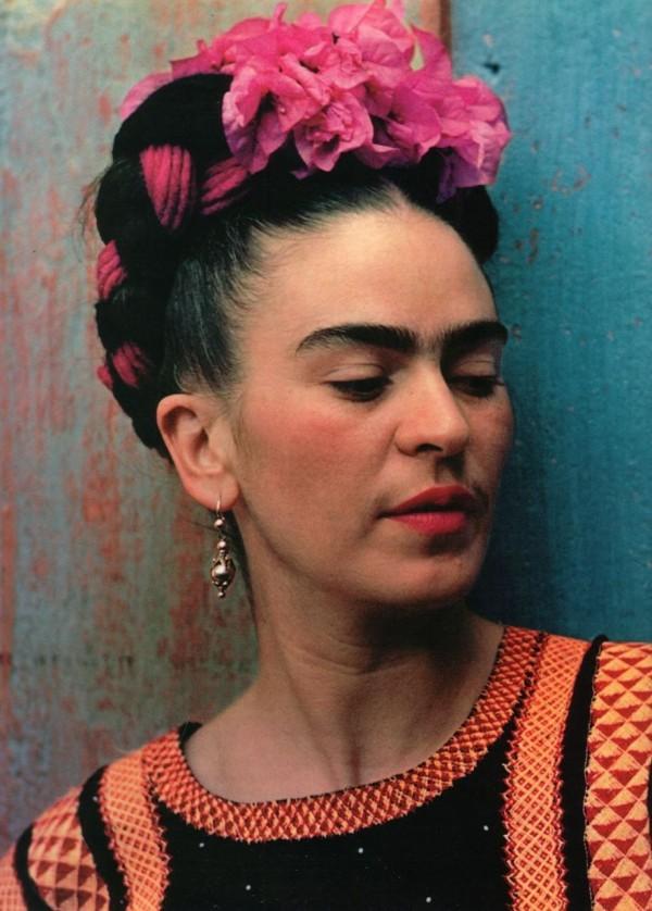 Frida Kahlo obtuvo proyección exterior en vida y fue icono de Vogue