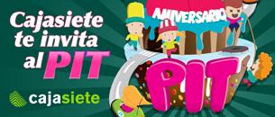 El parque infantil y juvenil de cajasiete para los for Oficinas cajasiete