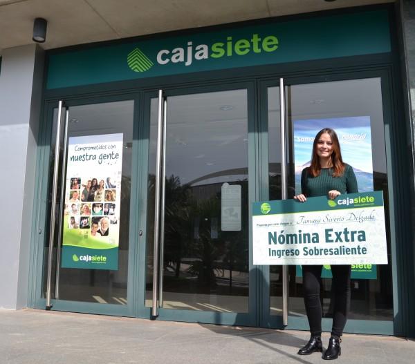 Cajasiete hace entrega de la segunda n mina sobresaliente for Cajasiete oficinas