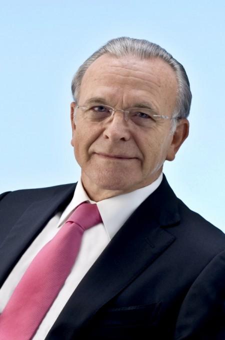 """Isidro Fainé, presidente de """"la Caixa"""""""