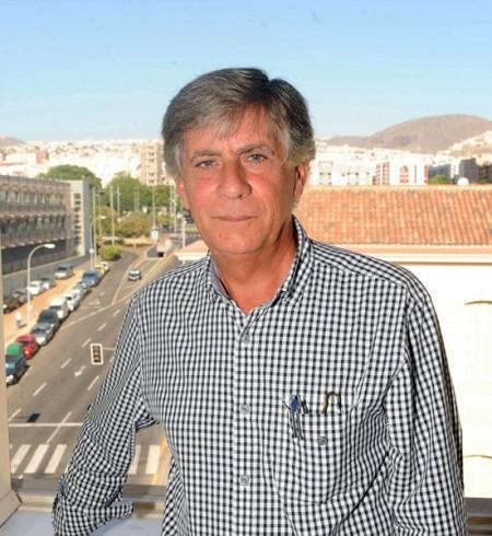 Conrado Rodríguez-Maffiotte Martín, Director del Instituto Canario de Bioantropología y del Museo Arqueológico de Tenerife./Foto: Javier Ganivet. DA