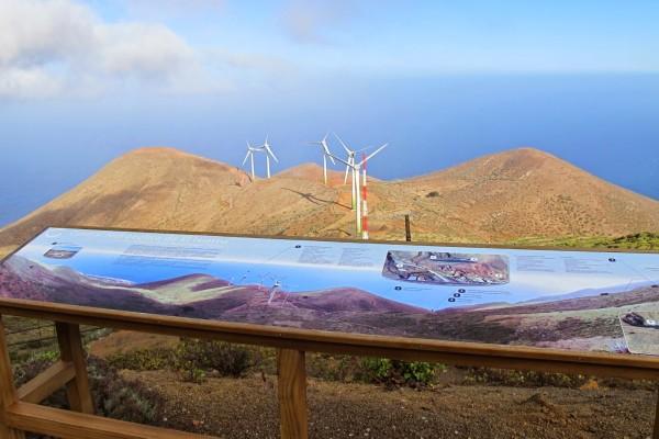 Central Hidroeólica de El Hierro 'Gorona del Viento'